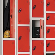 Workshop Lockers