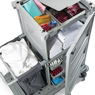Housekeeping and Laundry Trolleys