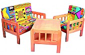 Jungle Wooden Tables