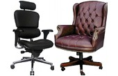 Leather Office Chairs £300+