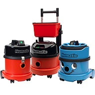 Commercial Dry Vacuum Cleaners