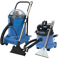 Commercial 4 in 1 Extraction Vacuums