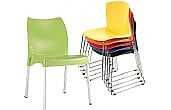 Poly Bistro Chairs