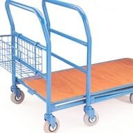 Cash and Carry Trolleys