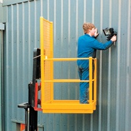 Fork Lift Cages