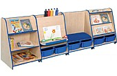 Denby Mobile Library Storage