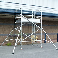 Ladder Scaffolds