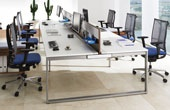 BN SQart Workstation Modular Bench Desks