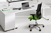 BN SQart Workstation Wing Desks