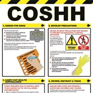COSHH Signs