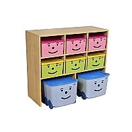Happy Bin Storage