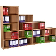 Next Day Karbon Bookcases