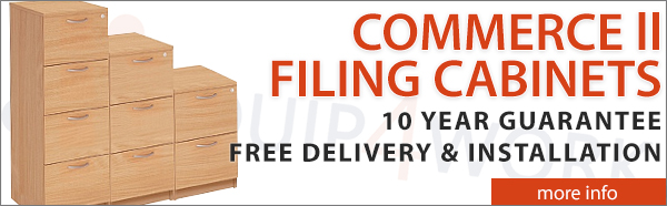 Commerce II Filing Cabinets
