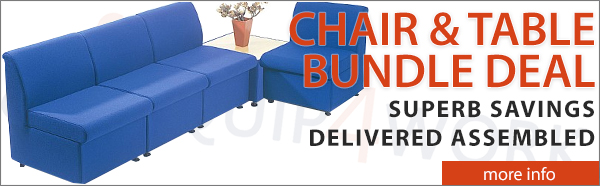 Bundle Deal Modular Reception Seating