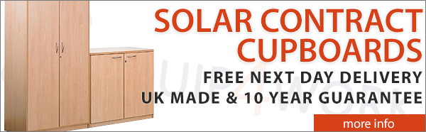 NEXT DAY Solar Contract Cupboards