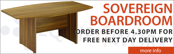 NEXT DAY Sovereign Boardroom Table