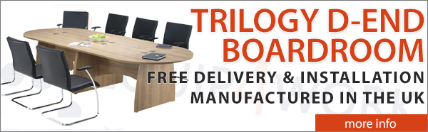 Trilogy D End Boardroom Tables