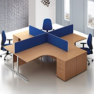 Commerce II Office Desks