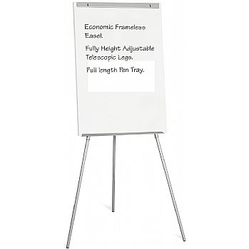 Bi-Office Frameless Flipchart Easel £53 -