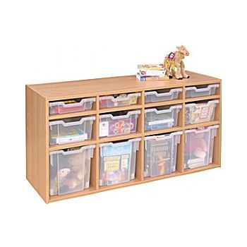 12 Tray Variety Static Storage £318 -