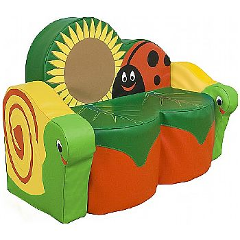 Back To Nature Snail Sofa £131 -