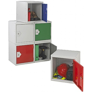 Cube Lockers With Biocote Cheap Cube Lockers With