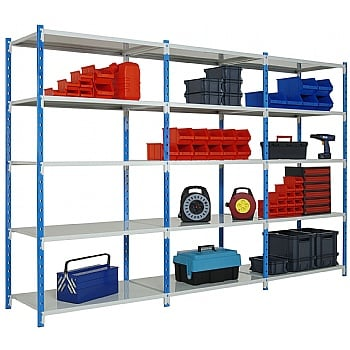 Fliclass Shelving