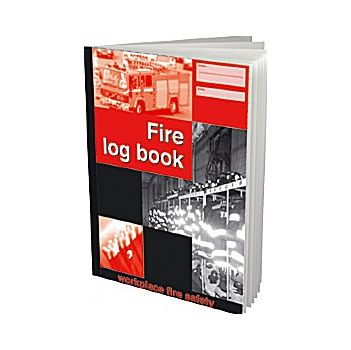Fire Safety Log Book £16 -