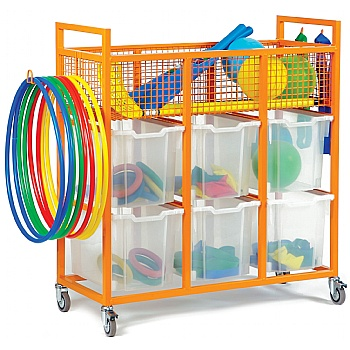 Sports Equipment Trolley £391 -