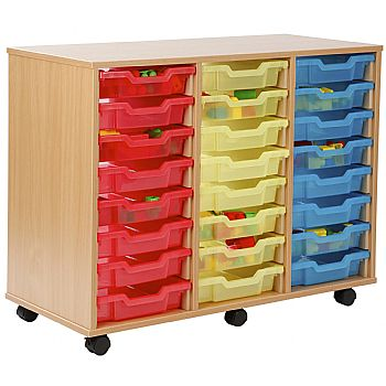 24 Tray Shallow Jelly Bean Storage £201 -