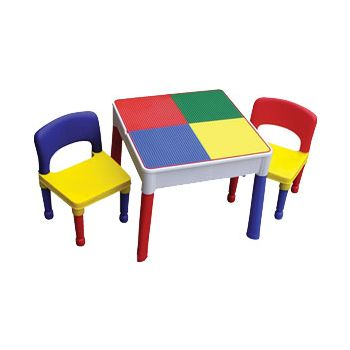 Square Activity Table & Chairs £53 -