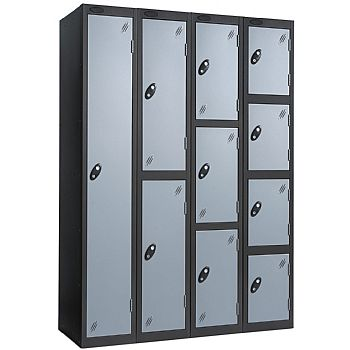 Black Carcass Premium Lockers