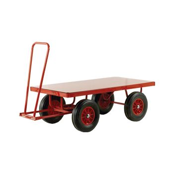 Medium Trader Turntable Truck