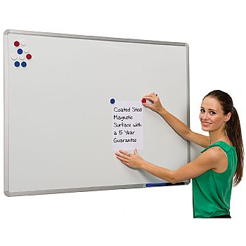 Ultralon Coated Steel Whiteboard