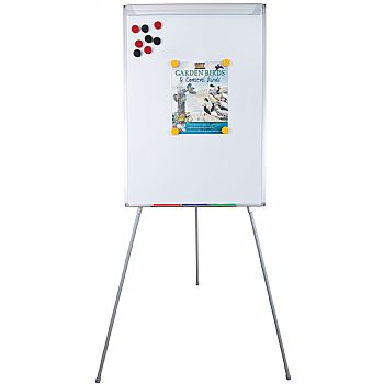 Telescopic Magnetic Easel and Writing Board