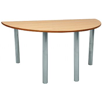 Scholar Silver Frame Super Heavy Duty Tables