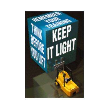 Keep It Light Poster