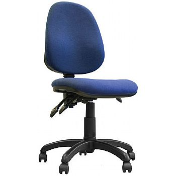 Basics Ergo 3 Lever Operator Chair Cheap Basics Ergo 3
