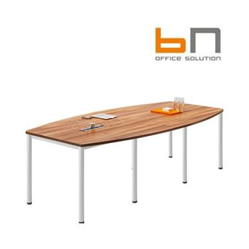 BN Easy Space Barrel Conference Tables - Round Legs £345 -