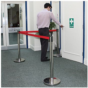 Belt Barriers £98 -