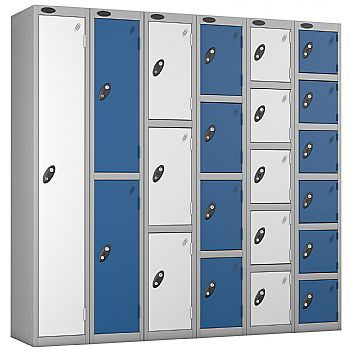 Imperial Economy Lockers with Active Coat £72 -