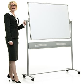 Province Mobile Revolving Dry Wipe Boards £132 -