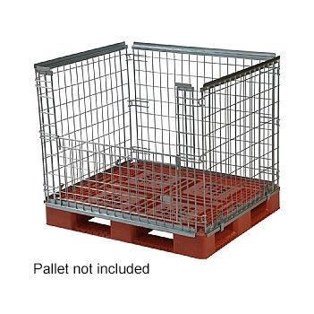 Palletower Stackable Retention Units - One Way Access £115 -
