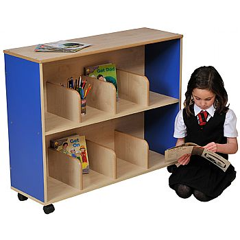 Small Children's Bookcase - Blue £172 -