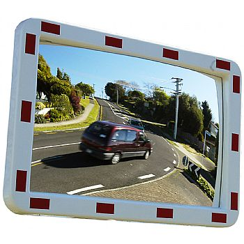 Rectangular Traffic Mirror £310 -