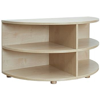 Reading Nook Rounded End Storage Unit £129 -