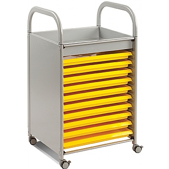 Gratnells Callero Art Storage Trolley With Trays £156 -