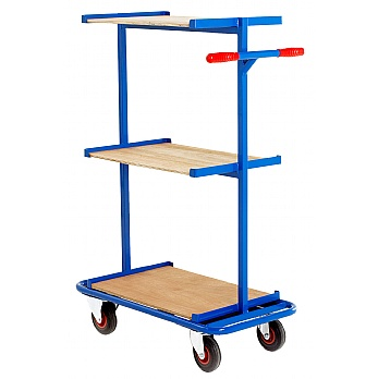 Euro Container Stock Trolley £245 -
