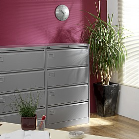 Silverline Side Filing Cabinets