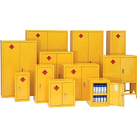 Flammable Storage Cupboards